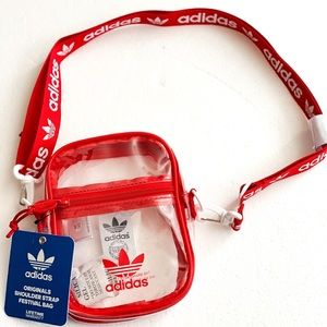 ⚡️Adidas shoulder strap festival bag